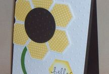 Hexagon Punch Ideas / Pick up the hexagon punch on sale at http://www.stampinup.com/ECWeb/ProductDetails.aspx?productID=130919