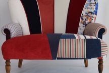 Who says furniture has to be boring?.. / Your home and everything in it should reflect your personality and character...