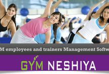 GYM employees and trainers Management Software / Having Gymneshiya, you don't need to manage your GYM employees and trainers separately. Our Management Software facilitates you employee management also.