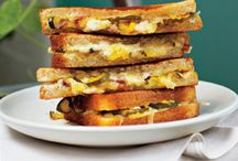 Sandwiches / by Kim Hermann