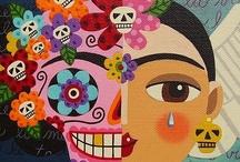 Frida inspiración
