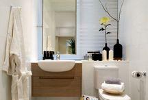 Living - small bathroom ideas