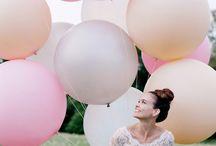 Hochzeit.Ballons