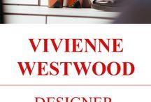 Vivienne Westwood - designer/projektantka z pazurem