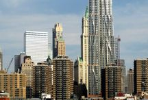 Beekman Tower, New York, NY / by Jennifer Burns
