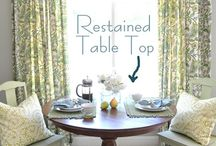 Dining Table Reno / by Julie Butler