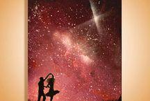tablouri romantice