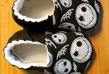 baby feet covers