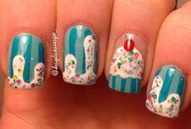 Fun And Cute Birthday Nails