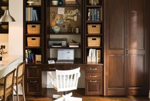 Dream Office / My longed for home office / by Lisa of Hopewell