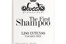 The First / O primeiro shampoo que alisa no mundo!