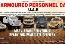 Armored Personnel Carrier UAE / Armored Personnel Carrier UAE