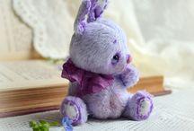 Mini bears / Mini teddy bears and other mini plushes