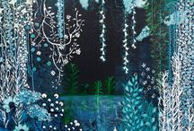 The Art Nest - Emmeline Webb / This board is all about the wonderful works of Emmeline Webb Fine Art painter and card designer, with a degree in Illustration - very talented lady!