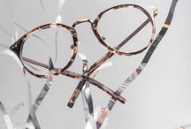 Glitz Collection / The ultimate in winter chic 2017 collection, with modern metallic accents and rich acetate tones in elegant dual-tone colours.