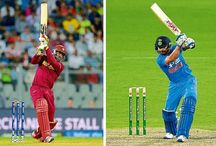 India vs West Indies ODI and T20 Series 2017