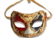 SEASONAL GIFTS / Original Hand made Venice masks