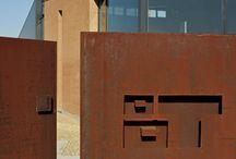 Armazém Industrial / Arquitectura de Terra, Taipa, Rammed Earth, Pisé