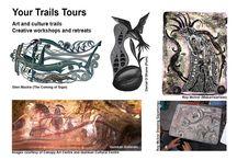 Tropical North Queensland Australia / Your  Trails Tours - Art and culture trails • Gourmet trails • Creative workshops and retreats