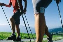 Nordic walking / Nordic walking, Bush walking, Pole walking, Rehab