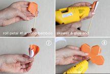 Crafting inspiration / Inspiring ideas for craft makes.
