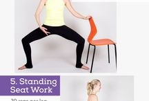 Home workout / Simple exercise