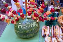 Aloha!  Time for a party!!