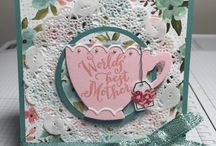 Stampin' Up! ~ A Nice Cuppa