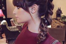 Ponytail braids