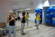 Zajęcia Bokwa Fitness z IME Toruń-wrzesień 2013r.