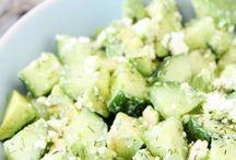 Good salad / Ensaladas y aderezos