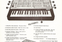 Analogue Synthesisers/synthesizers