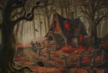Witch Houses