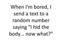 Funnies...