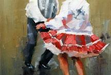 Dance - Paintings 2