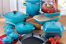 Cookware and ovenware / by Dawn Robinette