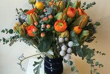 Winter bouquets / Seasonal designs