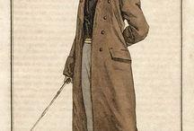 Men's fashion - regency