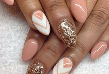 Holiday nail ideas  / Nail art ideas for Dominican republic