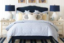 Bedroom inspiration / Gestaltungs-, Farb- und Einrichtungsideen
