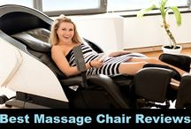Massage Chairs / Here MassageTut will share pins regarding chairs that are reviewed on website, these reviews are done by professional editors. / by MassageTut