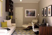 Guest room, Office