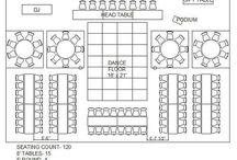 Wedding Floorplans
