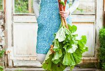 Homemade Goodies + Gardening