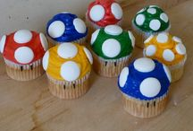 McGee's Super Awesome Video Game Birthday Extravaganza Food ideas