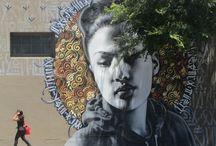 Sidewalk Chalk & Street Art   / by Annette Ostrovsky