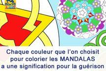 Coloriages de pour enfants, mandalas, contes et histoires