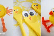 activités enfants - Pâques