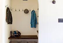 various rooms