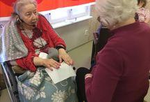 Apuset hellät auttavat kädet / Vapaaehtoiset eläkeliitosta
